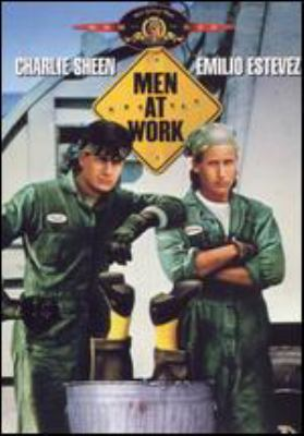 Cover image for Men at work