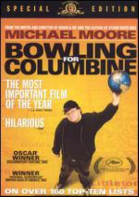 Cover image for Bowling for Columbine