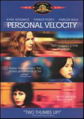 Cover image for Personal velocity