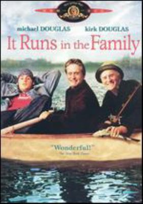 Cover image for It runs in the family