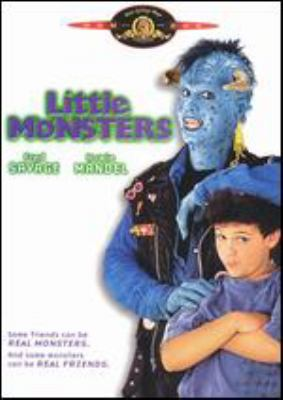 Cover image for Little monsters