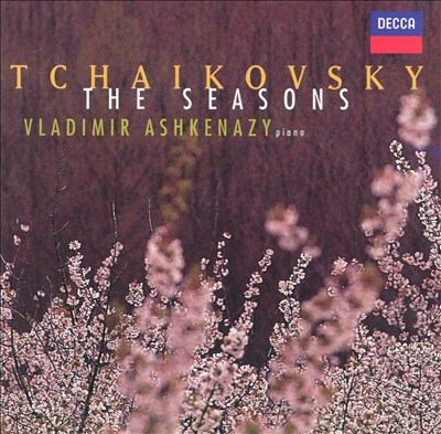 Cover image for The seasons Piano works