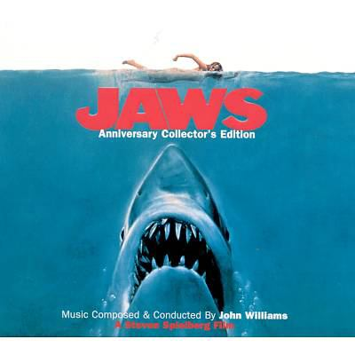 Cover image for Jaws the anniversary collector's edition