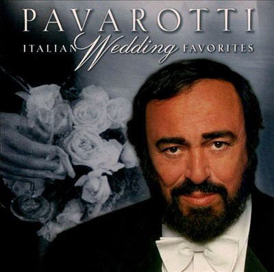 Cover image for Italian wedding favorites