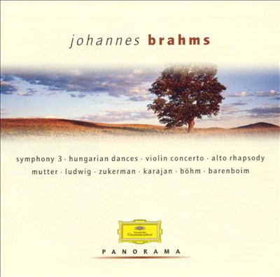 Cover image for Johannes Brahms