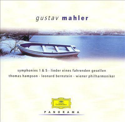 Cover image for Gustav Mahler