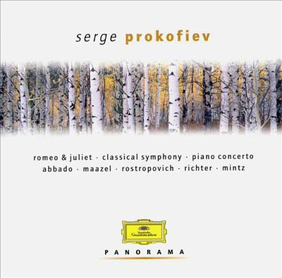 Cover image for Serge Prokofiev