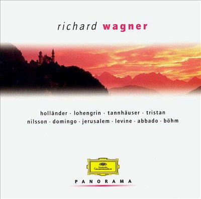 Cover image for Richard Wagner