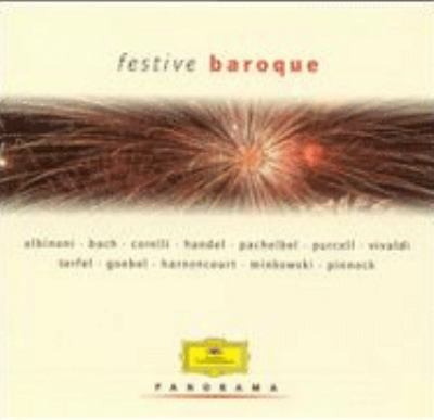 Cover image for Festive Baroque