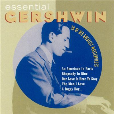 Cover image for Essential Gershwin