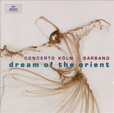 Cover image for Dream of the Orient.