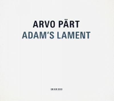 Cover image for Adam's lament