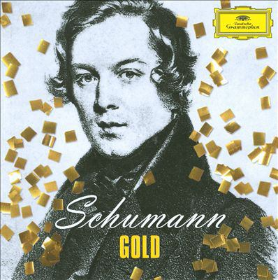 Cover image for Schumann gold
