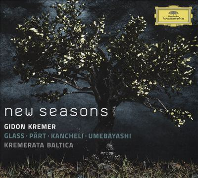 Cover image for New seasons