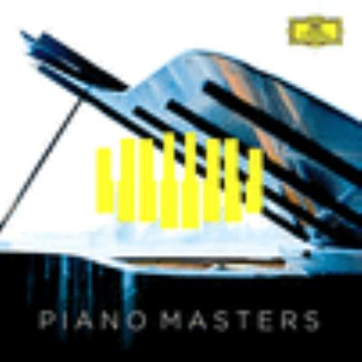Cover image for Piano masters.