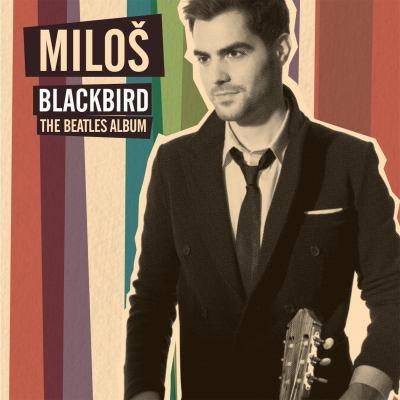 Cover image for Blackbird : the Beatles album