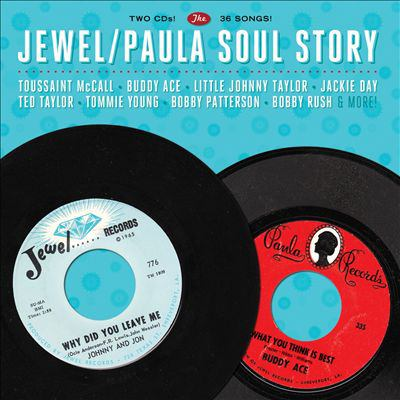 Cover image for The Jewel/Paula soul story