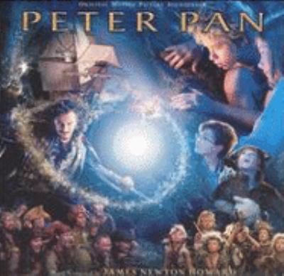 Cover image for Peter Pan original motion picture soundtrack