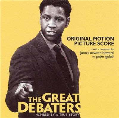 Cover image for The great debaters original motion picture score