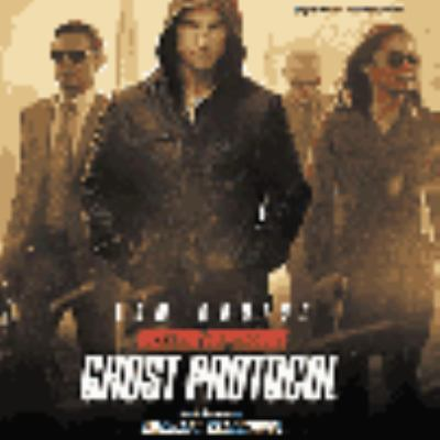 Cover image for Mission impossible. Ghost protocol music from the motion picture