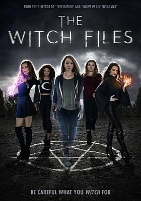 Cover image for The witch files