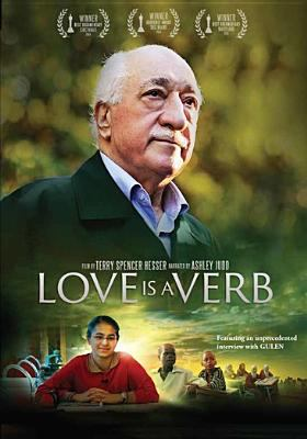 Cover image for Love is a verb