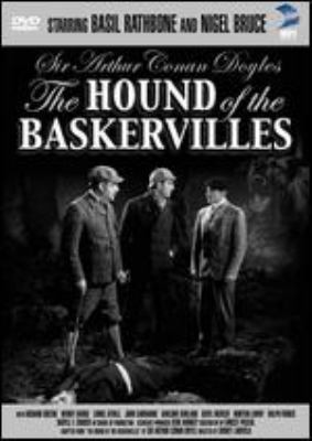 Cover image for Sherlock Holmes the hound of the Baskervilles