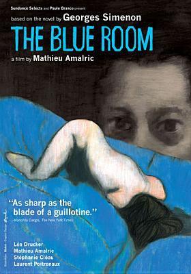 Cover image for The blue room = La chambre bleue