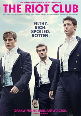 Cover image for The riot club