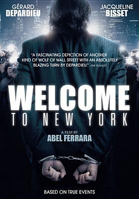 Cover image for Welcome to New York