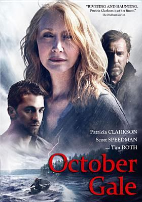 Cover image for October gale