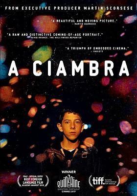 Cover image for A ciambra