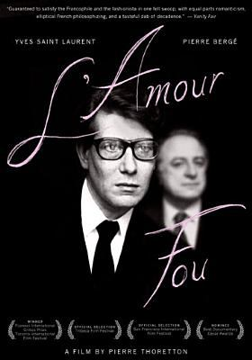 Cover image for L'amour fou