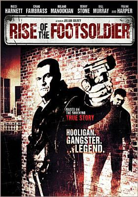 Cover image for Rise of the footsoldier
