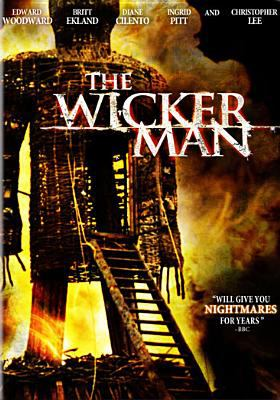Cover image for The wicker man