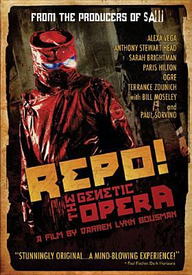 Cover image for Repo! the genetic opera