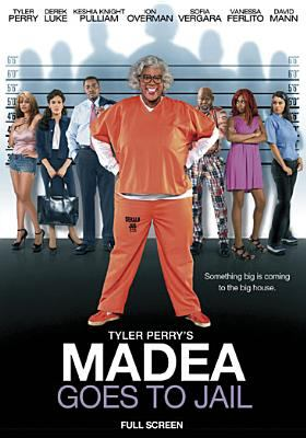 Cover image for Tyler Perry's Madea goes to jail