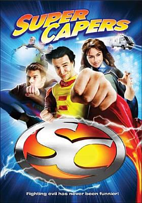 Cover image for Super Capers