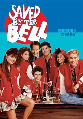 Cover image for Saved by the bell. Season 4