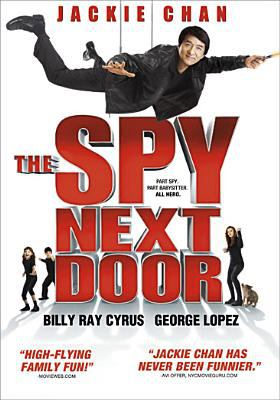 Cover image for The spy next door.