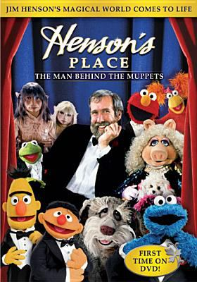 Cover image for Henson's place the man behind the muppets