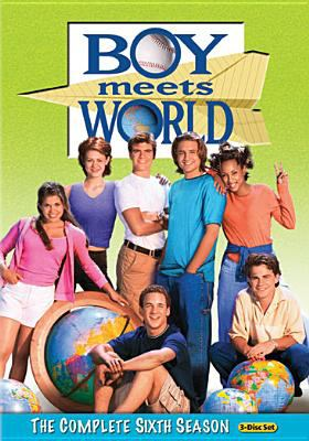 Cover image for Boy meets world. The complete sixth season