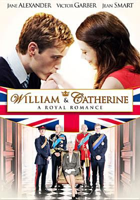 Cover image for William & Catherine a royal romance