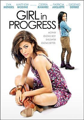 Cover image for Girl in progress