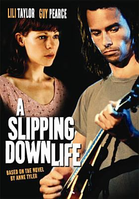 Cover image for A slipping down life