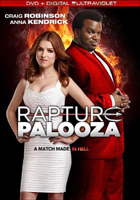 Cover image for Rapture-palooza