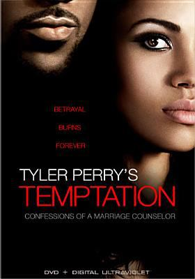 Cover image for Temptation confessions of a marriage counselor