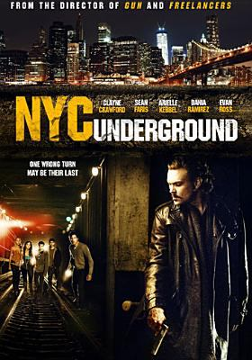 Cover image for NYC underground