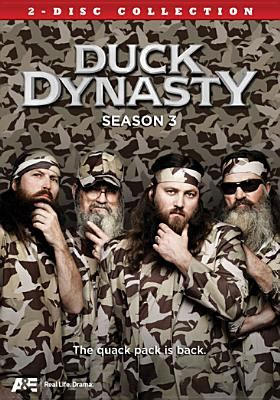 Cover image for Duck dynasty. Season 3