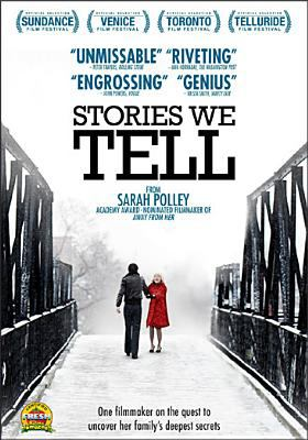 Cover image for Stories we tell
